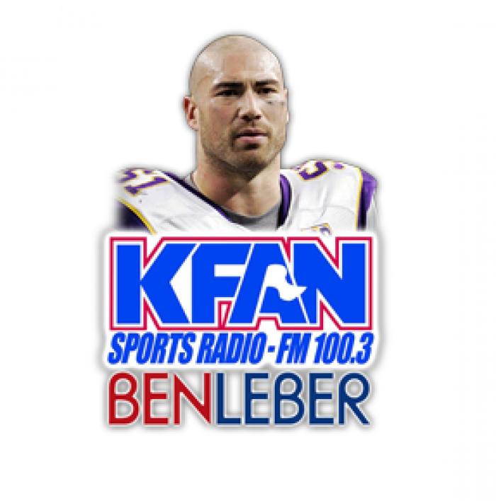 Ben Leber on FAN 100.3