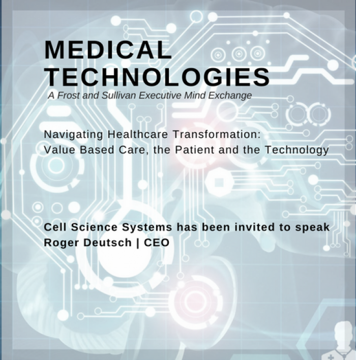 MEDICAL TECHNOLOGIES; A Frost and Sullivan Executive Mind Exchange